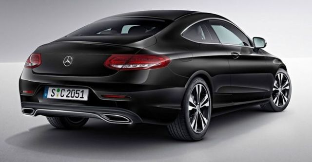 2016 M-Benz C-Class Coupe C180  第2張相片