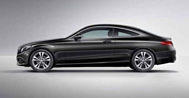2016 M-Benz C-Class Coupe C180  第3張相片