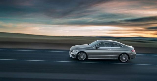 2016 M-Benz C-Class Coupe C180  第5張相片
