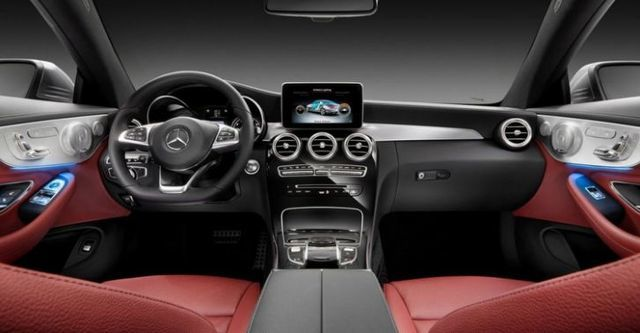 2016 M-Benz C-Class Coupe C180  第6張相片