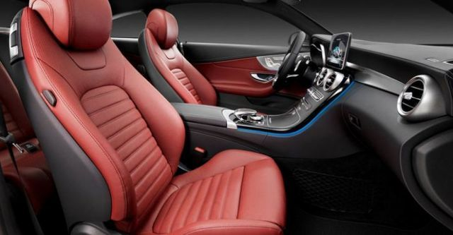 2016 M-Benz C-Class Coupe C180  第7張相片