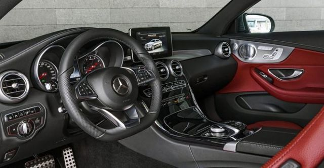 2016 M-Benz C-Class Coupe C180  第8張相片