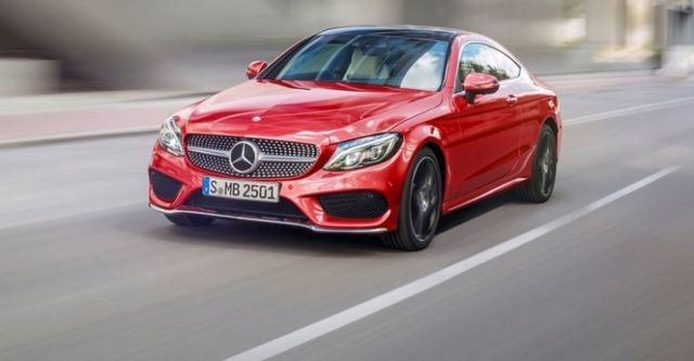 2016 M-Benz C-Class Coupe C250 AMG Line  第1張相片