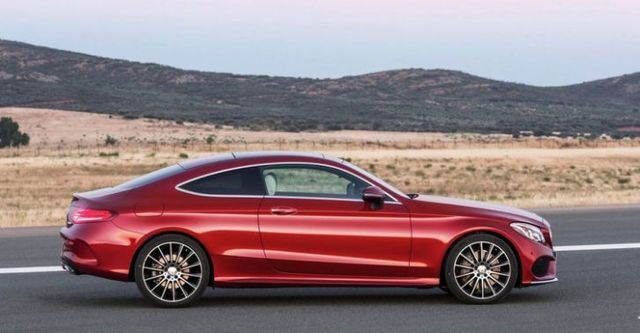 2016 M-Benz C-Class Coupe C250 AMG Line  第2張相片