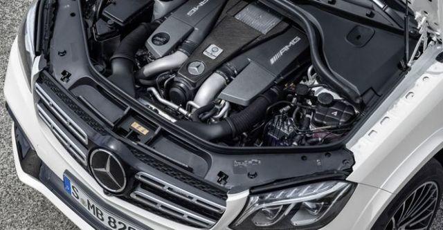 2016 M-Benz GLS-Class AMG GLS63 4MATIC  第6張相片
