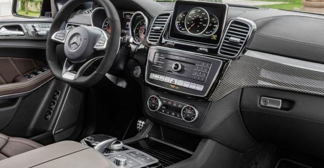 2016 M-Benz GLS-Class AMG GLS63 4MATIC  第7張相片