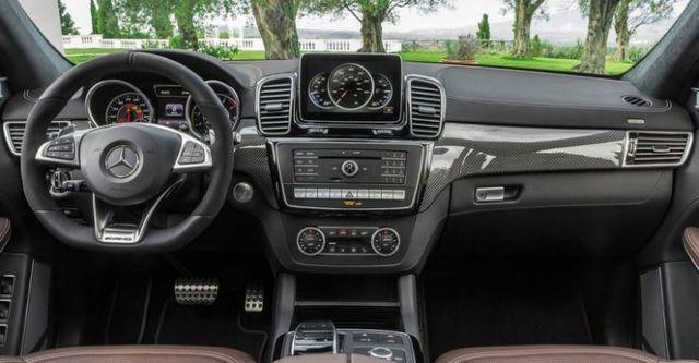 2016 M-Benz GLS-Class AMG GLS63 4MATIC  第9張相片