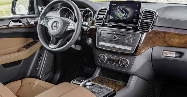 2016 M-Benz GLS-Class GLS350d 4MATIC  第7張相片