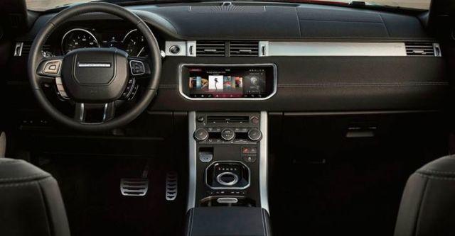 2016 Land Rover Range Rover Evoque Convertible 2.0 SE Dynamic  第9張相片
