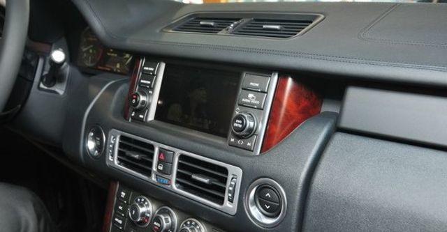 2010 Land Rover Range Rover 5.0 V8  第5張相片