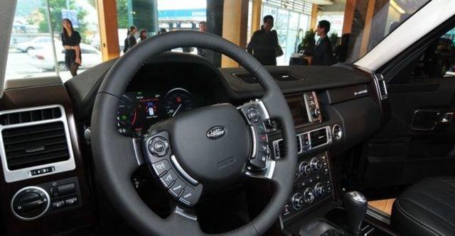 2010 Land Rover Range Rover 5.0 V8  第6張相片