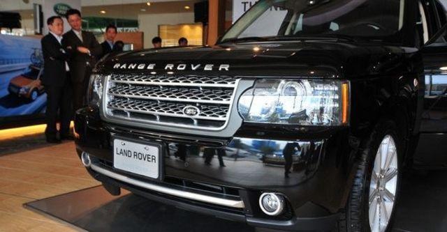 2010 Land Rover Range Rover 5.0 V8  第9張相片