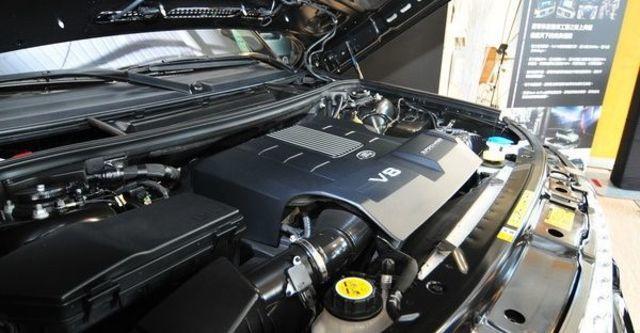 2010 Land Rover Range Rover 5.0 V8  第10張相片