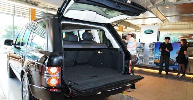 2010 Land Rover Range Rover 5.0 V8  第13張相片