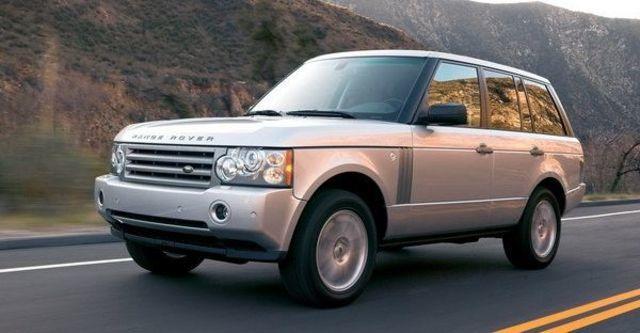 2009 Land Rover Range Rover 4.2  第8張相片