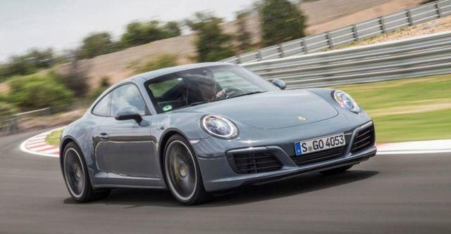 2016 Porsche 911 Carrera 4(NEW) Coupe  第1張相片