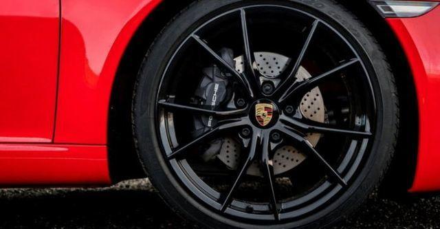 2016 Porsche 911 Carrera 4(NEW) Coupe  第6張相片