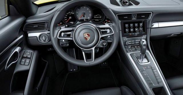 2016 Porsche 911 Carrera 4(NEW) Coupe  第8張相片