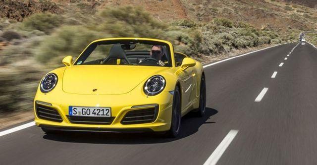 2016 Porsche 911 Carrera 4(NEW) S Cabriolet  第4張相片