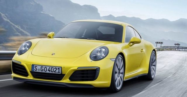 2016 Porsche 911 Carrera 4(NEW) S Coupe  第1張相片