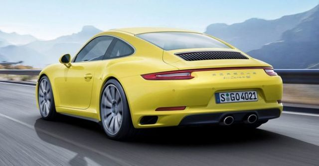 2016 Porsche 911 Carrera 4(NEW) S Coupe  第2張相片