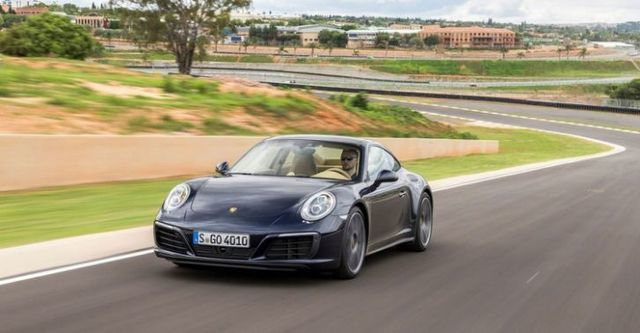 2016 Porsche 911 Carrera 4(NEW) S Coupe  第3張相片