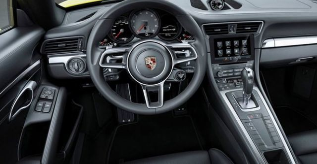 2016 Porsche 911 Carrera 4(NEW) S Coupe  第7張相片