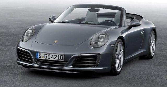2016 Porsche 911 Carrera(NEW) Cabriolet  第1張相片