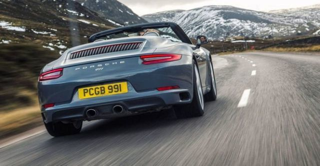 2016 Porsche 911 Carrera(NEW) Cabriolet  第4張相片