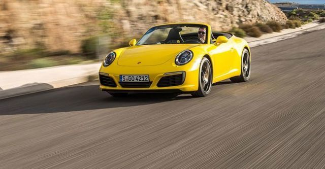 2016 Porsche 911 Carrera(NEW) S Cabriolet  第6張相片