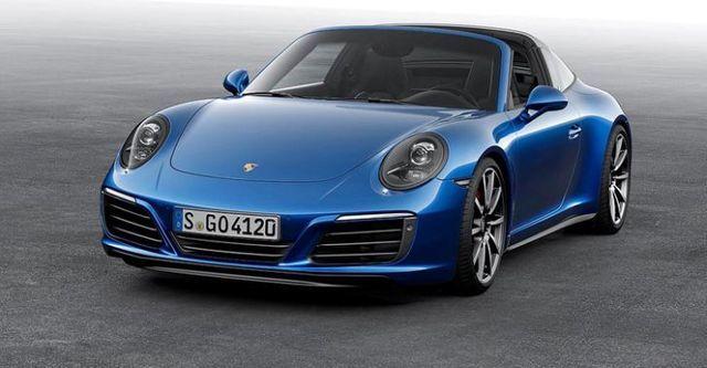 2016 Porsche 911 Targa(NEW) 4S  第1張相片