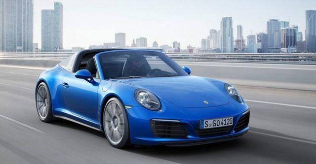 2016 Porsche 911 Targa(NEW) 4S  第3張相片