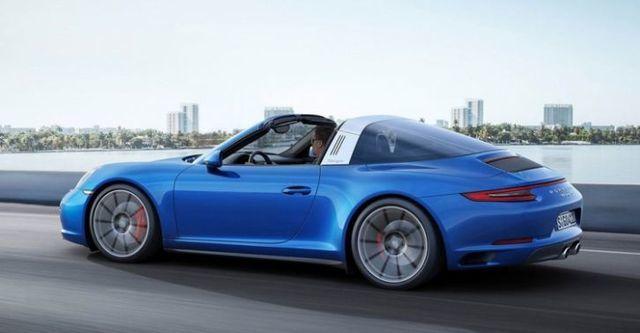 2016 Porsche 911 Targa(NEW) 4S  第4張相片