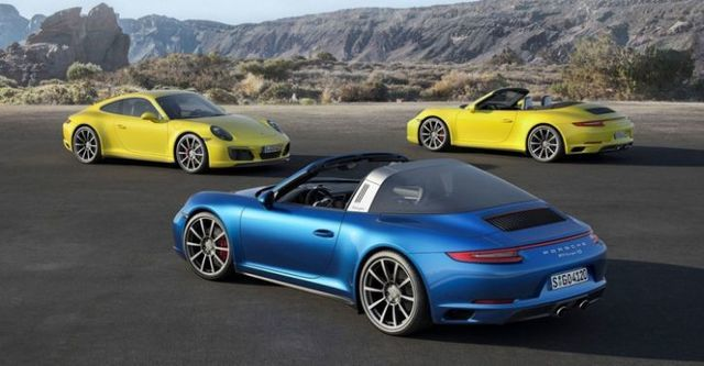 2016 Porsche 911 Targa(NEW) 4S  第5張相片