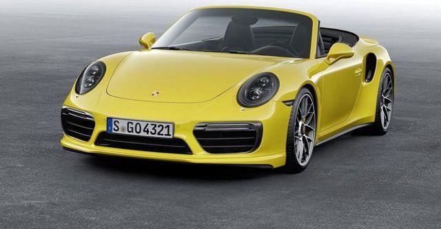 2016 Porsche 911 Turbo(NEW) S Cabriolet  第1張相片