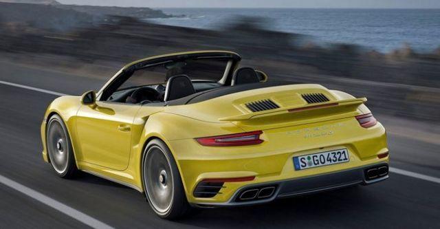 2016 Porsche 911 Turbo(NEW) S Cabriolet  第2張相片