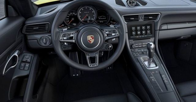 2016 Porsche 911 Turbo(NEW) S Cabriolet  第6張相片