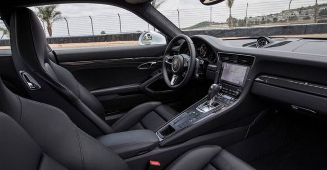 2016 Porsche 911 Turbo(NEW) S Cabriolet  第7張相片