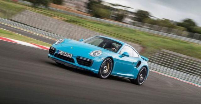2016 Porsche 911 Turbo(NEW) S Coupe  第2張相片
