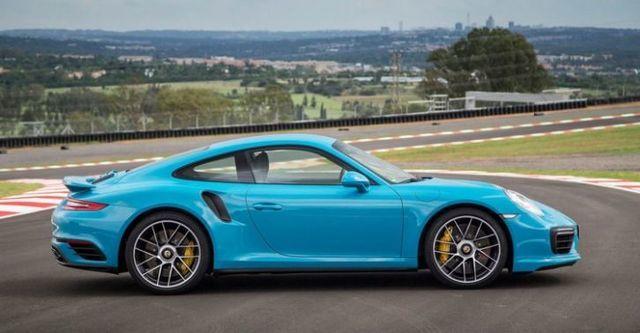 2016 Porsche 911 Turbo(NEW) S Coupe  第3張相片