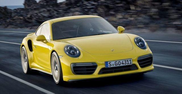 2016 Porsche 911 Turbo(NEW) S Coupe  第5張相片