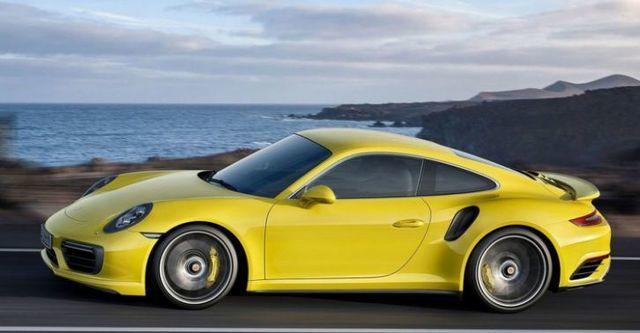2016 Porsche 911 Turbo(NEW) S Coupe  第6張相片