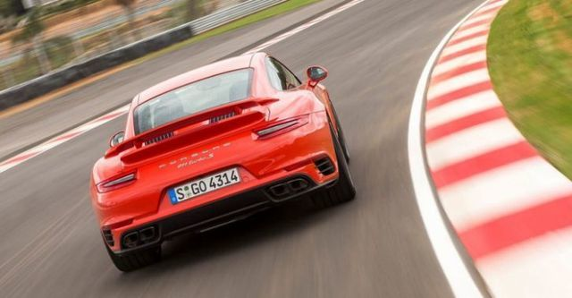 2016 Porsche 911 Turbo(NEW) S Coupe  第7張相片