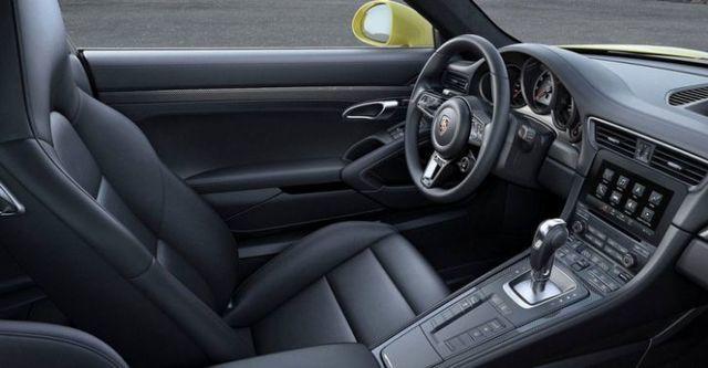 2016 Porsche 911 Turbo(NEW) S Coupe  第8張相片
