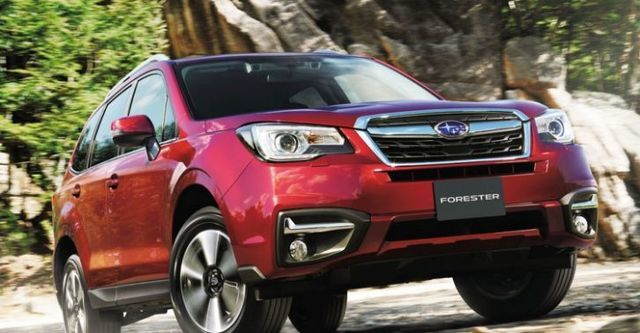 2016 Subaru Forester(NEW) 2.0 i-E  第1張相片