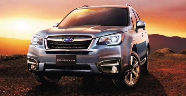 2016 Subaru Forester(NEW) 2.0 i-E  第2張相片