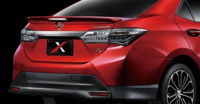 2016 Toyota Crorlla Altis X 1.8經典版Safety+  第4張相片