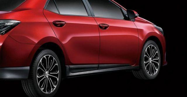 2016 Toyota Crorlla Altis X 1.8經典版Safety+  第6張相片