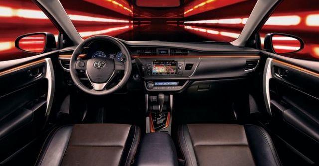 2016 Toyota Crorlla Altis X 1.8經典版Safety+  第8張相片