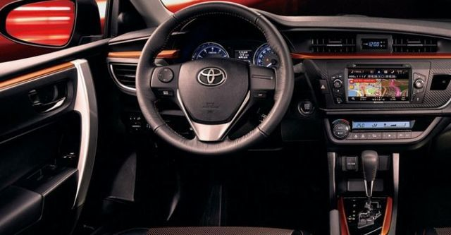 2016 Toyota Crorlla Altis X 1.8經典版Safety+  第9張相片
